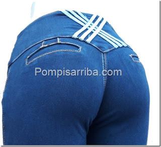 Pantalones de Ninel Conde Querétaro 2016 2017 Jeans de mezclilla 2017