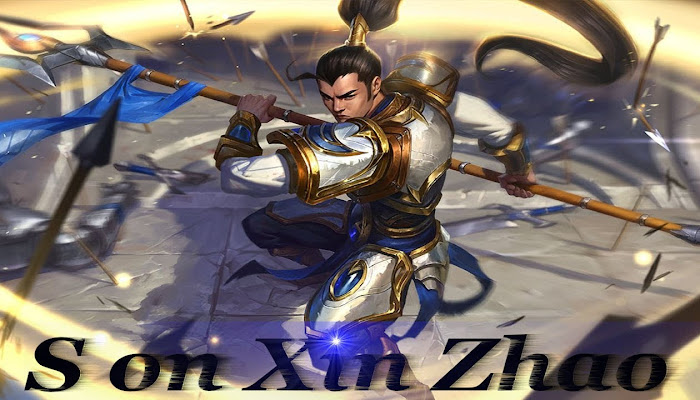 S on Xin Zhao - Ranked Flex 5v5 - League of Legends | LoL