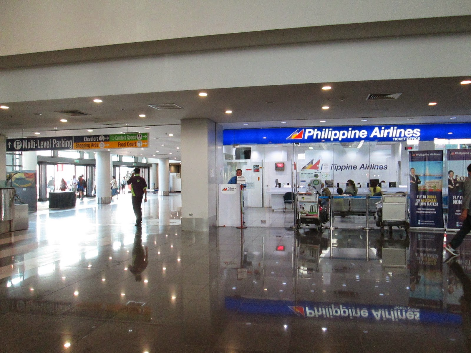 extragebühren philippinen flughafen