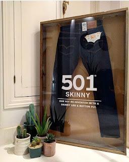 Levi's Strauss, Levi's, 501 Skinny, jeans, lifestyle, menswear, casual, smart-casual, vaquero, blog moda masculina, blogger,