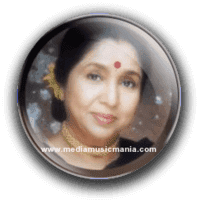 Asha Bhosle Indian Music Singer
