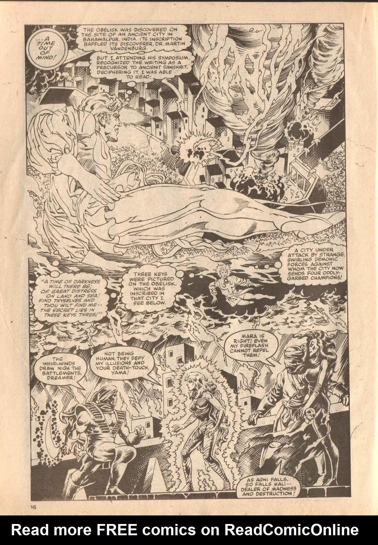 Read online Future Tense comic -  Issue #38 - 16