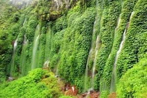 Tujuh Air Terjun Sumber Pitu