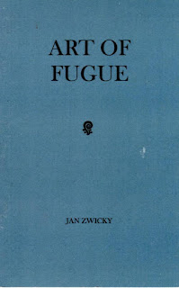 jan zwicky Art of Fugue