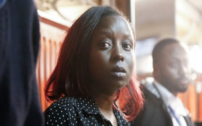 Jacque Maribe And Hitman Jowie To Plead To Murder Charge Today