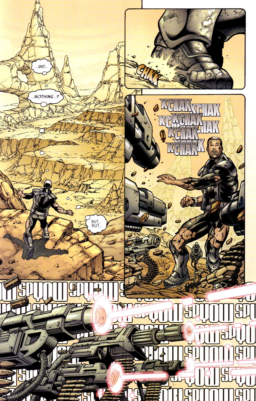 Read online Sigil (2000) comic -  Issue #15 - 11
