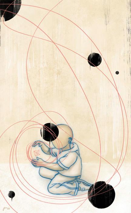 Doctor Ojiplático. Valentin Fischer. Ilustración | Illustration