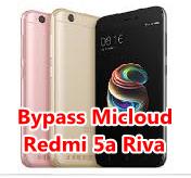 Bypass Mi Cloud Redmi 5A