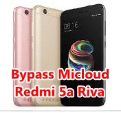 Bypass Mi Cloud Redmi 5A