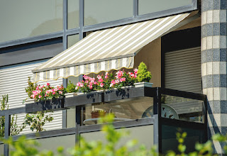 Orange County Awning cleaning by the professionals at Stanley Window Care. Your awning is made out of a special material and cannot be cleaned with just any chemicals or it can be ruined. It is actually more cost effective to have a professional come out and clean them. Call Today for a Free Quote 949.786.0816