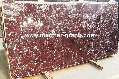 Dijual Marmer warna ungu Rosso Levanto
