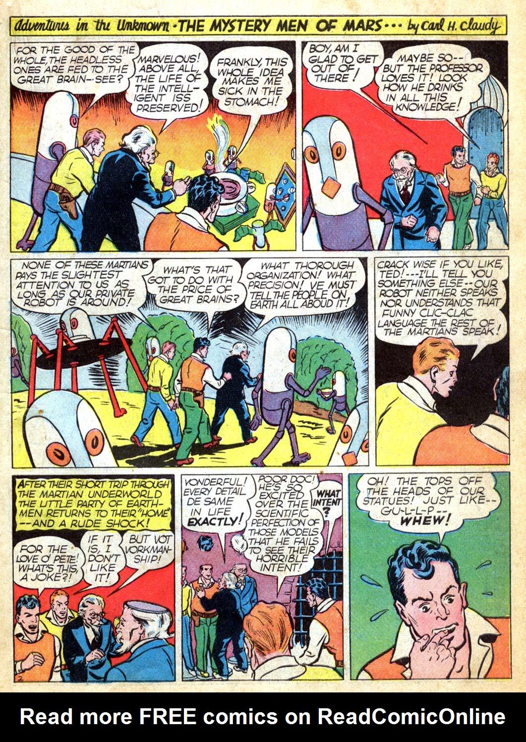 Read online All-American Comics (1939) comic -  Issue #4 - 36