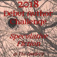 2018 Debut Author Challenge