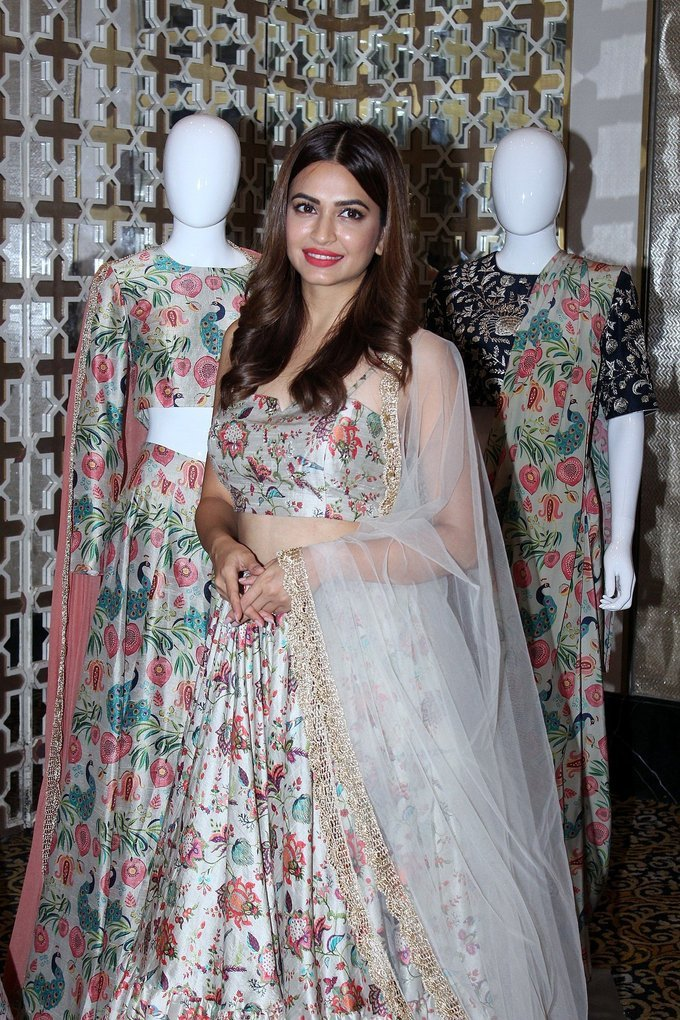 Kriti Kharbanda at Preview Of Payal Singhals Collection Stills