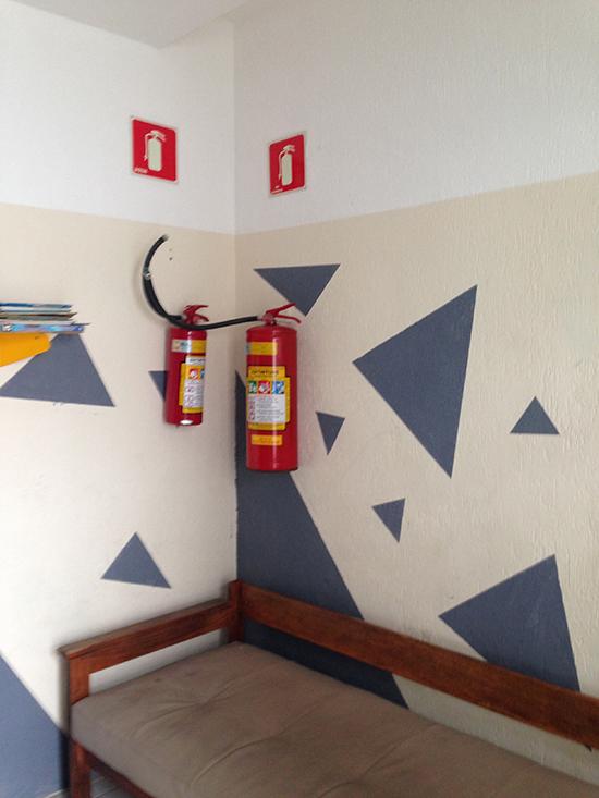 pintar parede, casas Taiguara, a casa eh sua, acasaehsua, pintar parede