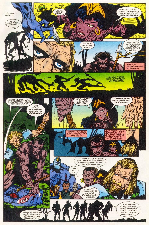 Read online Conan the Adventurer comic -  Issue #12 - 22