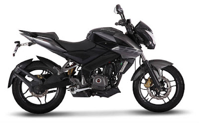 2017 Bajaj Pulsar 200NS side profile HD Images