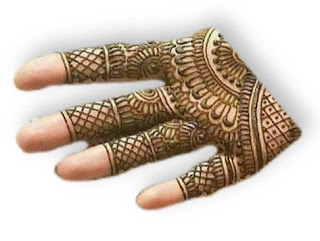 Classical Indian Mehndi