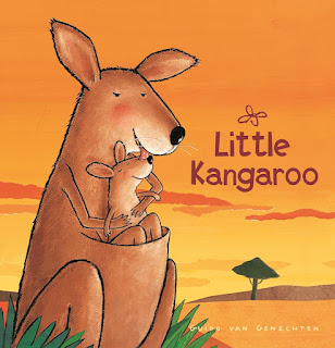 Separating from your mom can be difficult and Little Kangaroo is all too comfortable in her mother's pouch. That pouch has everything she needs. It's warm. It's safe. It has milk. And try as much as she can, Mother Kangaroo simply cannot get Little Kangaroo out.  Little Kangaroo is a great story about separation anxiety and gently letting go. A fun and helpful read for young kids.