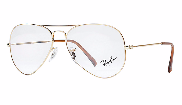 Rayban Aviador para Óculos de Grau (foto: divulgação)