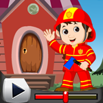 G4K Fireman Rescue Game Walkthrough