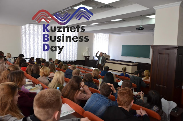 Майстер-класи М. Крикунова та В. Кандалова на Kuznets Business Day