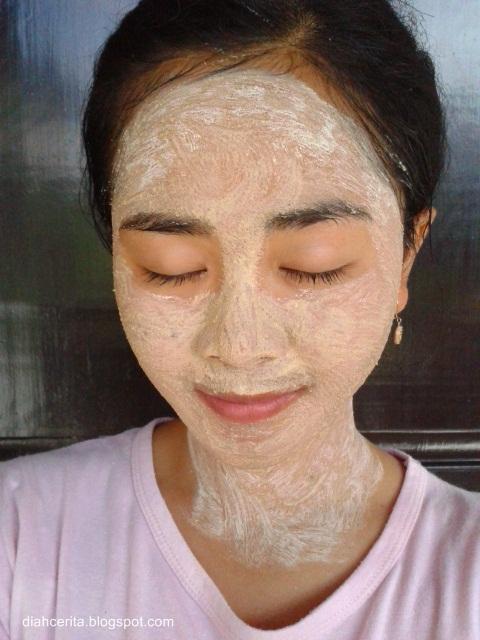 peeling wajah berjerawat