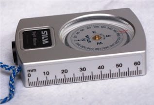 Darmatek jual Kompas SILVA SightMaster SM-360LA ( Lensatic )