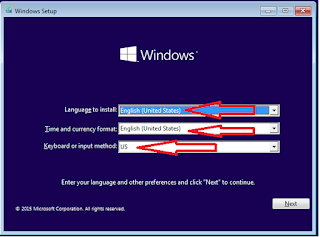 cara install ulang windows