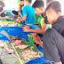 Rohis SMKN 1 Metro Sukseskan Pelatihan Menyembelih Hewan Qurban