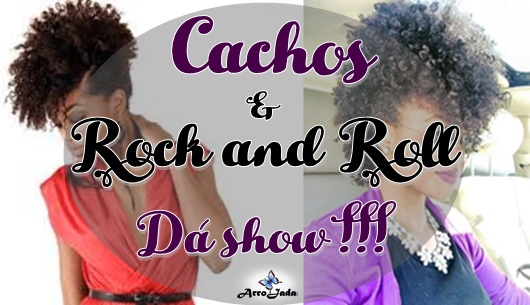 Rock e cachos Arrojada Mix