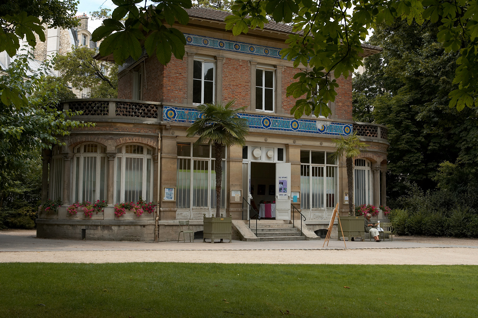 Miriam peters rouyer artiste peintre exposition 6 au 17 - Exposition jardin du luxembourg ...