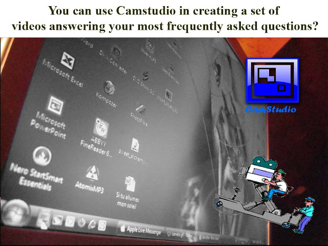 why you use camstudio?