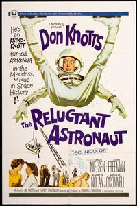 Watch The Reluctant Astronaut Online Free in HD