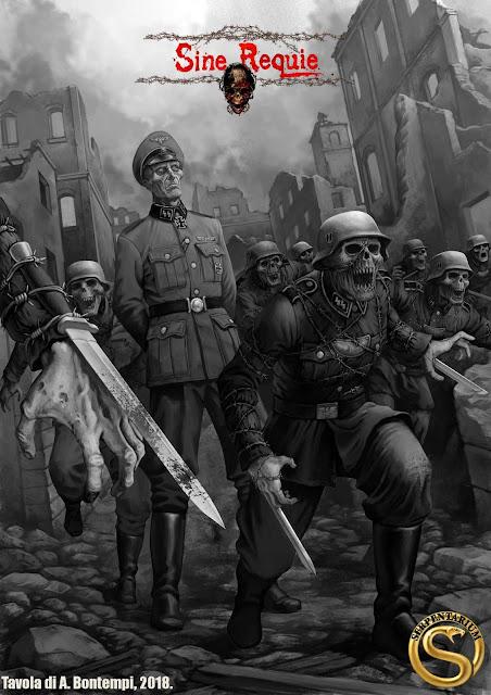 Sine Requie Anno XIII: Regno delle Ombre - Alfred Kraam