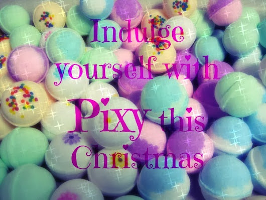 Indulge yourself this Christmas with Pixy