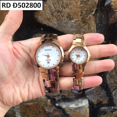 đồng hồ cặp đôi Rado Đ502800