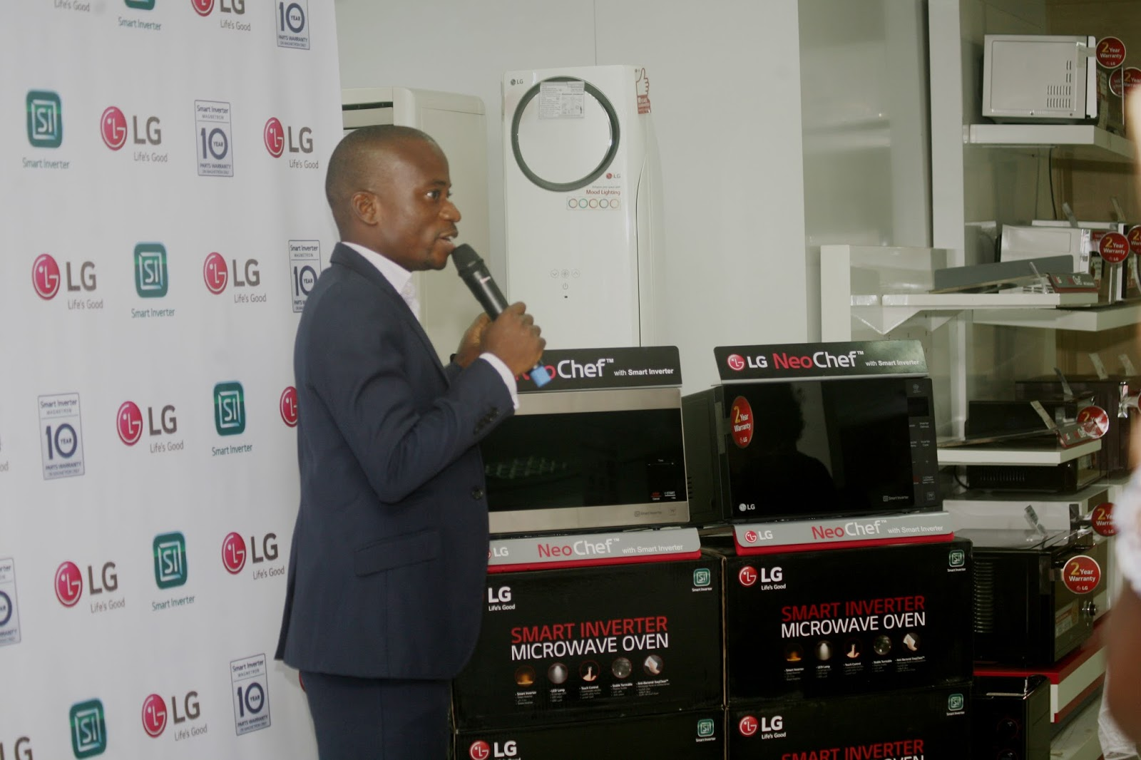 lg neochef. lg neochef premium microwave oven : usp video / solo full lg neochef