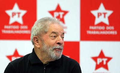 PT diz que tentam impedir candidatura de Lula em 2018