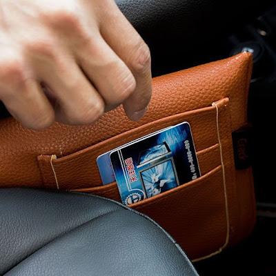 Multifunctional Car Seat Gap Filler