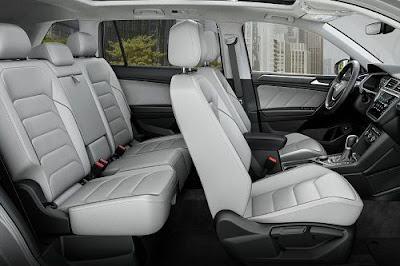 Kabin Volkswagen Tiguan