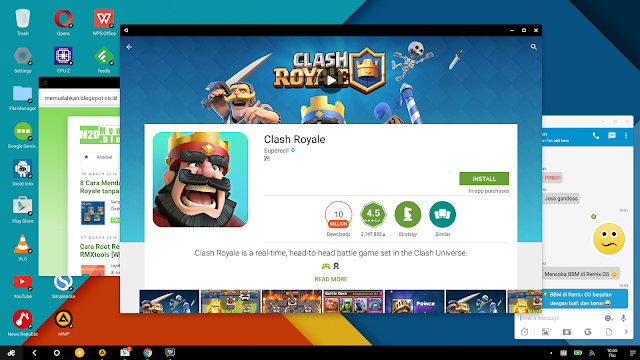 Google Play Store Remix OS