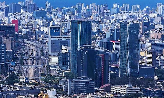 Centro financiero Lima