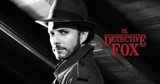 Poster 3 El Detective Fox