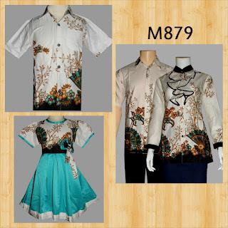 Batik Blouse Keluarga 42