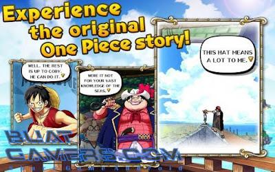Download One Piece Treasure Cruise v5.1.1 Apk Mod Terbaru