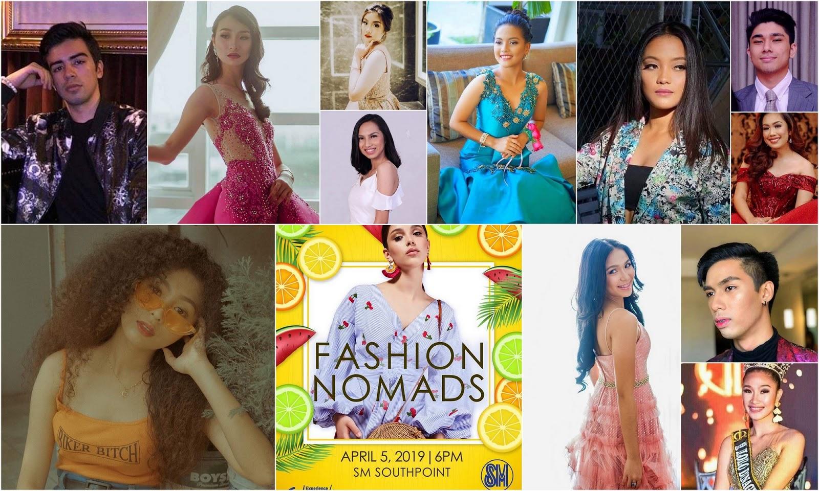 SM City Iloilo Fashion Nomads 2019