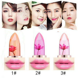 Image result for kailijumei flower jelly lipstick