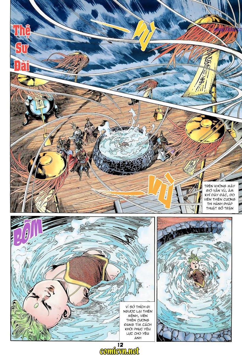 Đại Đường Uy Long chapter 90 trang 12