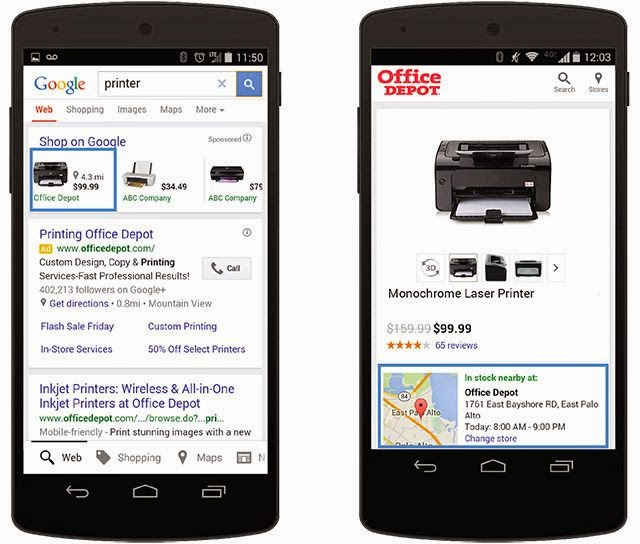 Google Adds New Store Visit Measurement Metric to AdWords 2